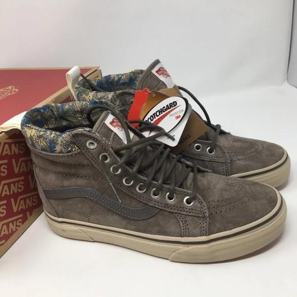 Vans Shoes | Vans Sk8 Hi Mte All
